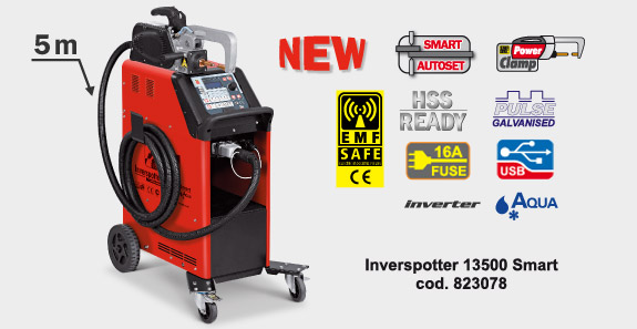 Telwin Inverspotter 13500 Smart