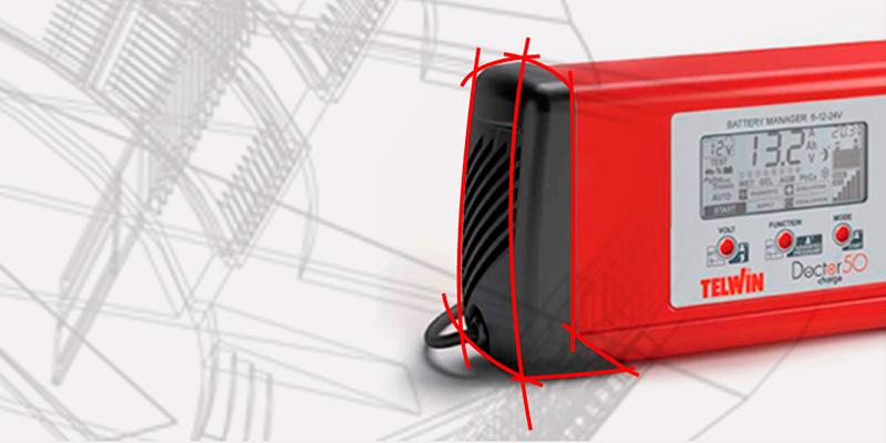 Технологии Telwin для зарядных устройств