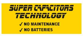 Super capacitors technology
